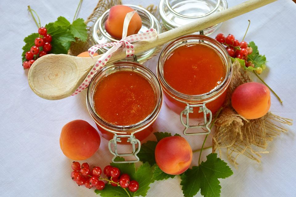 confettura di albicocche | Biorfarm