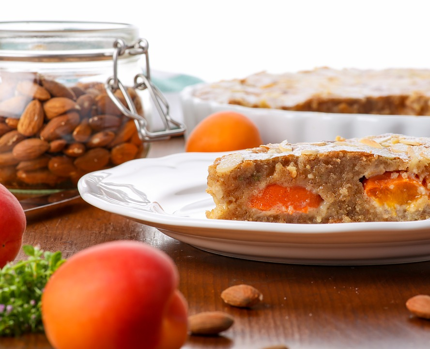 torta frangipane alle albicocche | Biorfarm