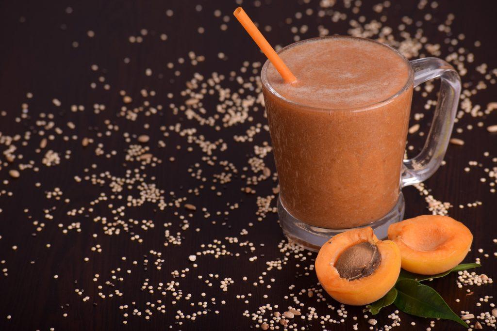 smoothie alle albicocche | Biorfarm
