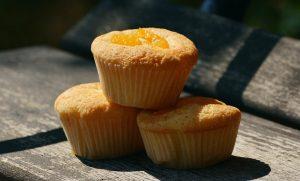 muffin vegan alle albicocche | Biorfarm